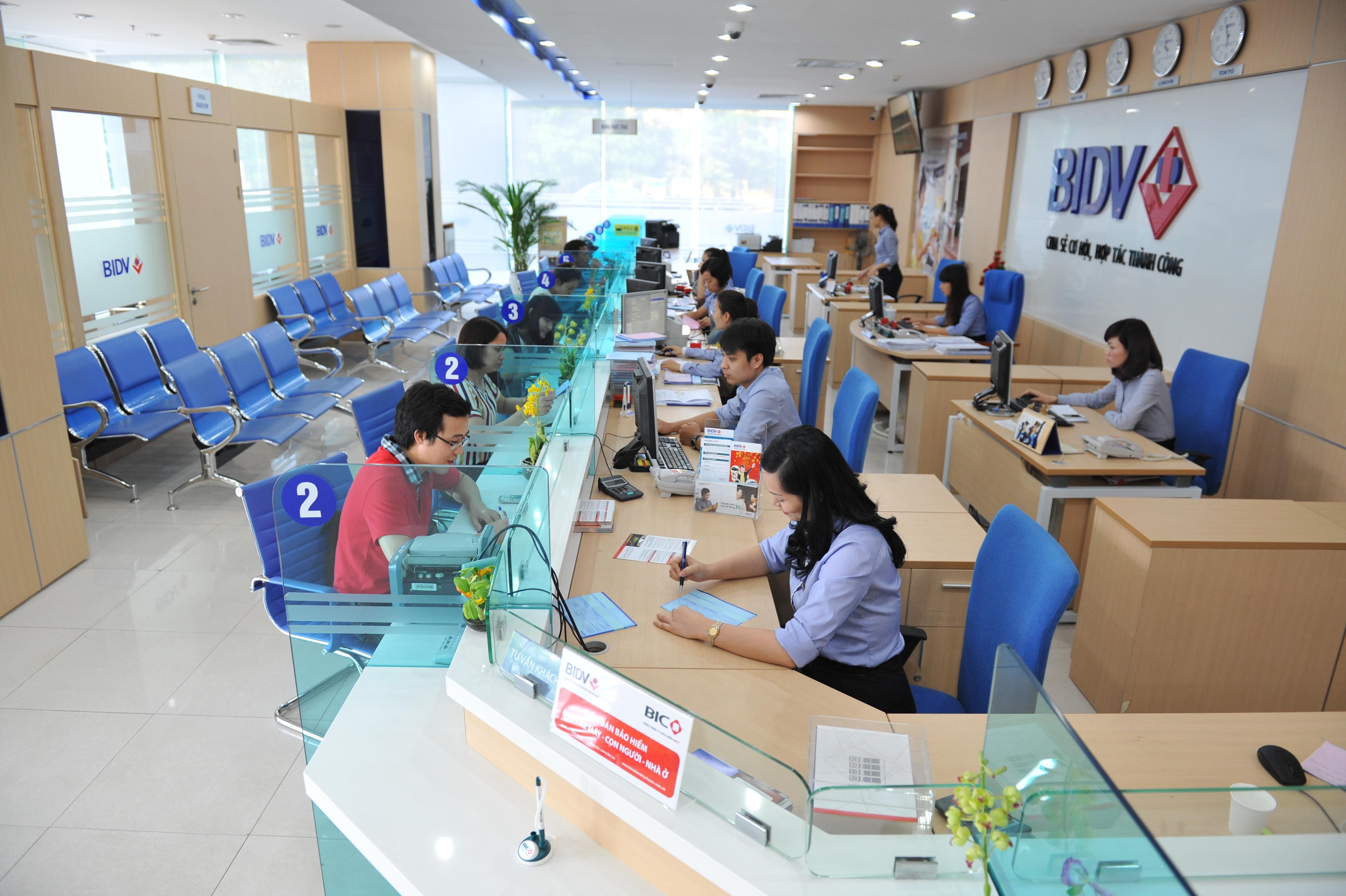 Văn phòng điện tử phủ rộng khắp hệ thống ngân hàng BIDV