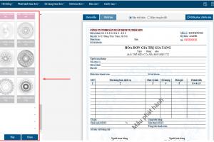 Tạo hóa đơn điện tử trên phần mềm