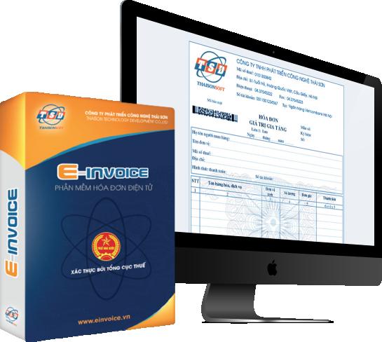 Phần mềm hóa đơn điện tử Einvoice được sử dụng vô cùng phổ biến