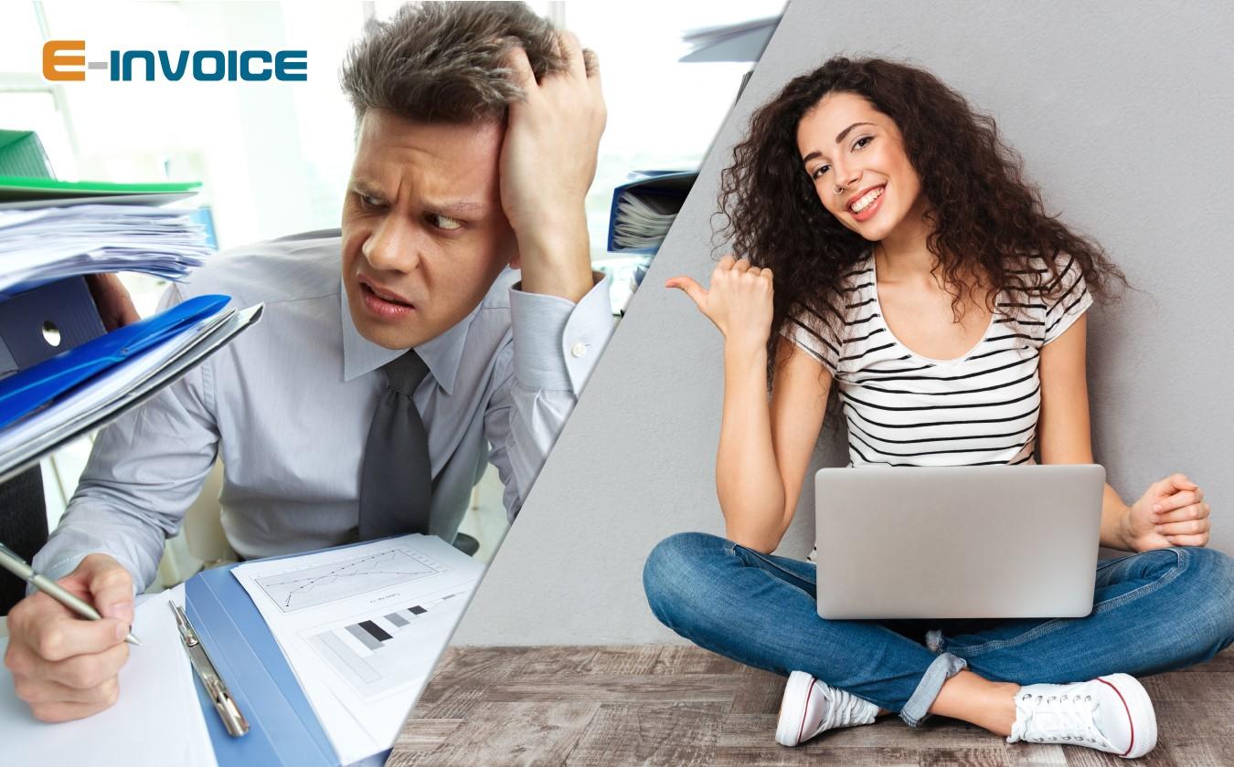 Hóa đơn điện tử có áp dụng với hộ kinh doanh không