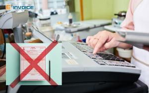 Xử lý hóa đơn điện tử sai mã số thuế