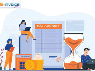 Hướng dẫn kê khai thuế GTGT theo mẫu tờ khai thuế 01