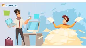 Thời điểm xuất hóa đơn điện tử được quy định thế nào?