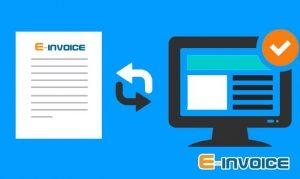Bản thể hiện của hóa đơn điện tử là gì