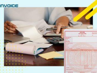 Nguyên tắc xuất hóa đơn đỏ