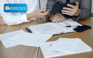 Sử dụng hóa đơn điện tử thay thế cho hóa đơn giấy.